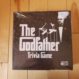 The Godfather Trivia game new never opened